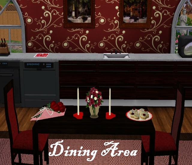 Valentines Challenge - Page 2 Kitchen1val