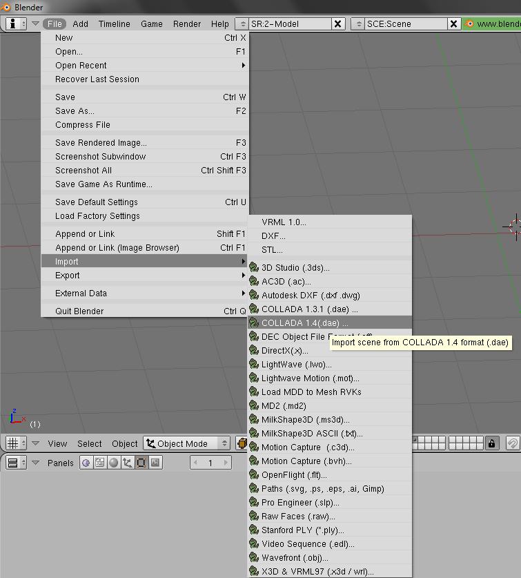 [ENG][DE] SketchUp to Blender [PDF] T6-1
