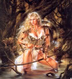 De la Gran Diosa, para Adonis Petronio...  su otra mitad!! Artemisia