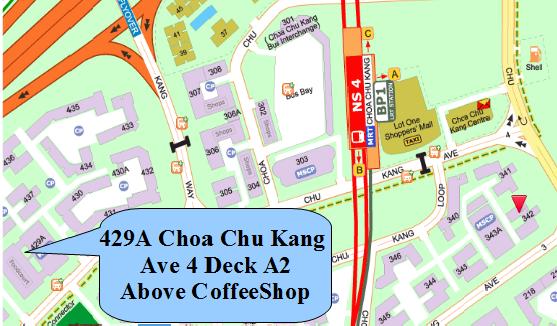 Merciwash Mobile Car Grooming @ 93388615 - Page 5 Map