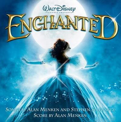 فيلم السحر والخيال الرائع --ENCHANTED Enchanted