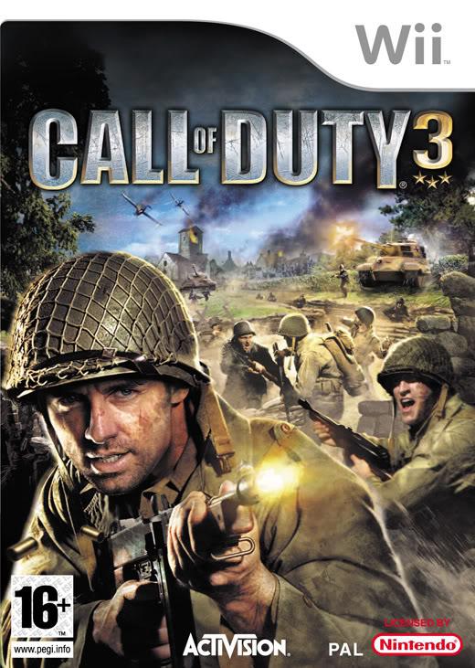 [MU][RS] Call of Duty 3 [PAL][Español], Exclusivo! Callofduty
