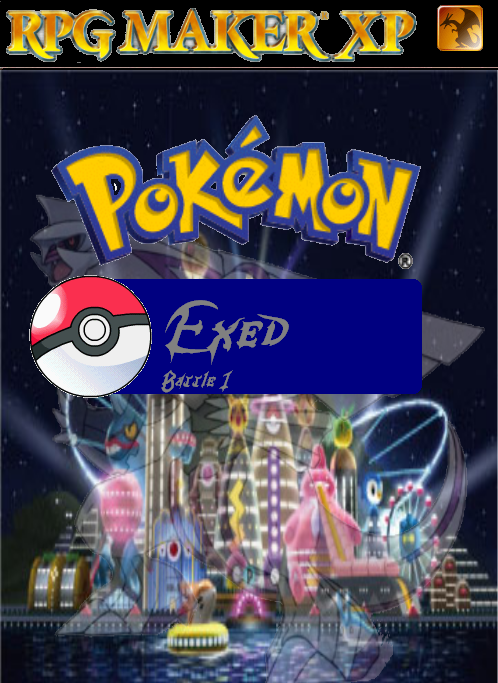 Pokemon exed coming very soon! Boxart