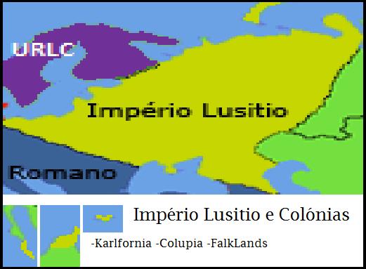 Mapa Mundo Português Imp