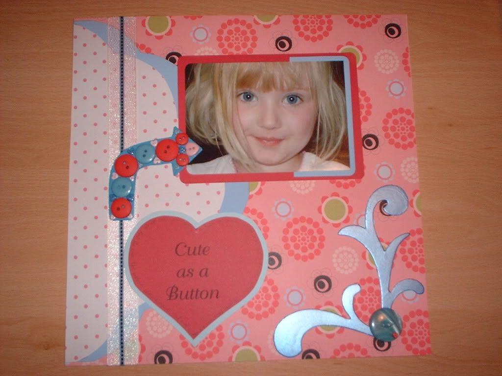Karin's February Layout Feb2010CuteasaButton