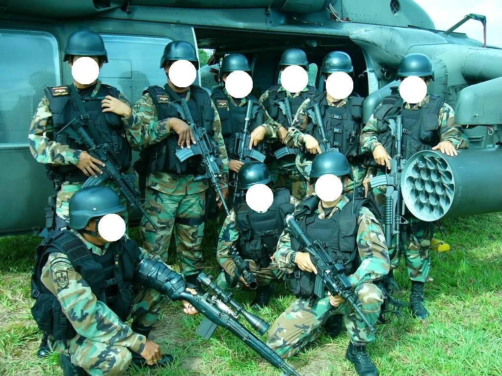 Fuerzas Armadas de Colombia 4to-1-1