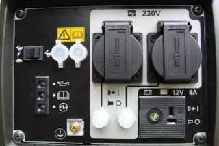 Honda eu20i portable suitcase generator - Pure sine wave / 2000w  DSC_1586