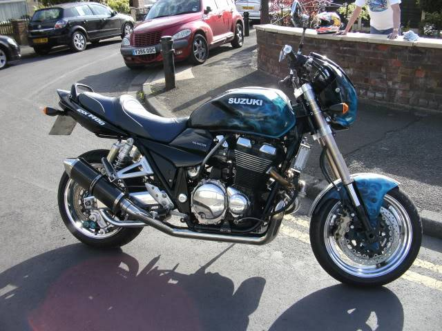Some of my past project bikes........... GSX1400063