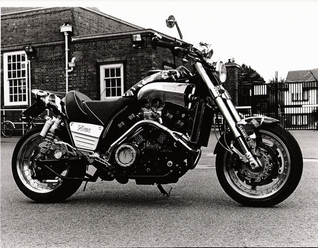 Some of my past project bikes........... Vmax03