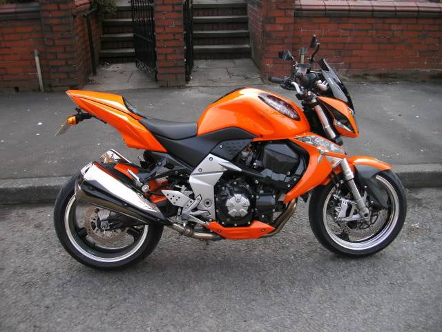 Some of my past project bikes........... Z1000004