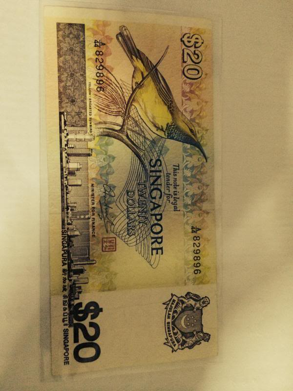 Singaporean Currency Image-4