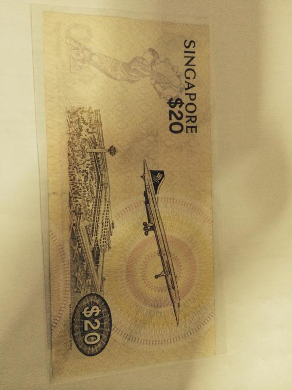 Singaporean Currency Image-5
