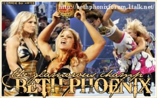 Beth Phoenix Forum Bethsig