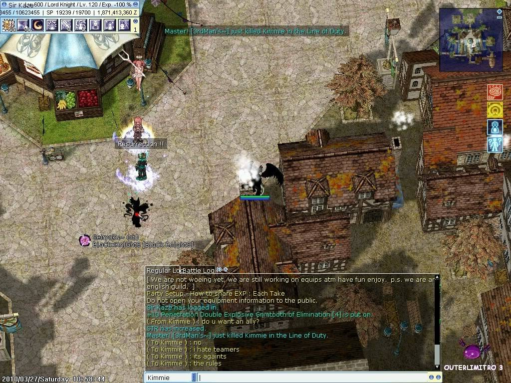 Reported Teaming Guild Black Knights ScreenOuterLimitRO003