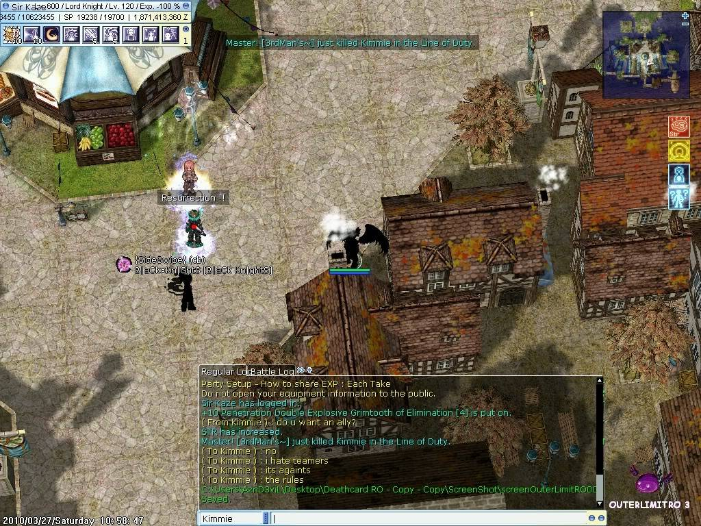 Reported Teaming Guild Black Knights ScreenOuterLimitRO004