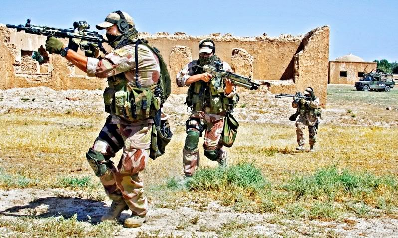 Fusil Automatico HK G3 7,62 x 51 a detalle 30915411147