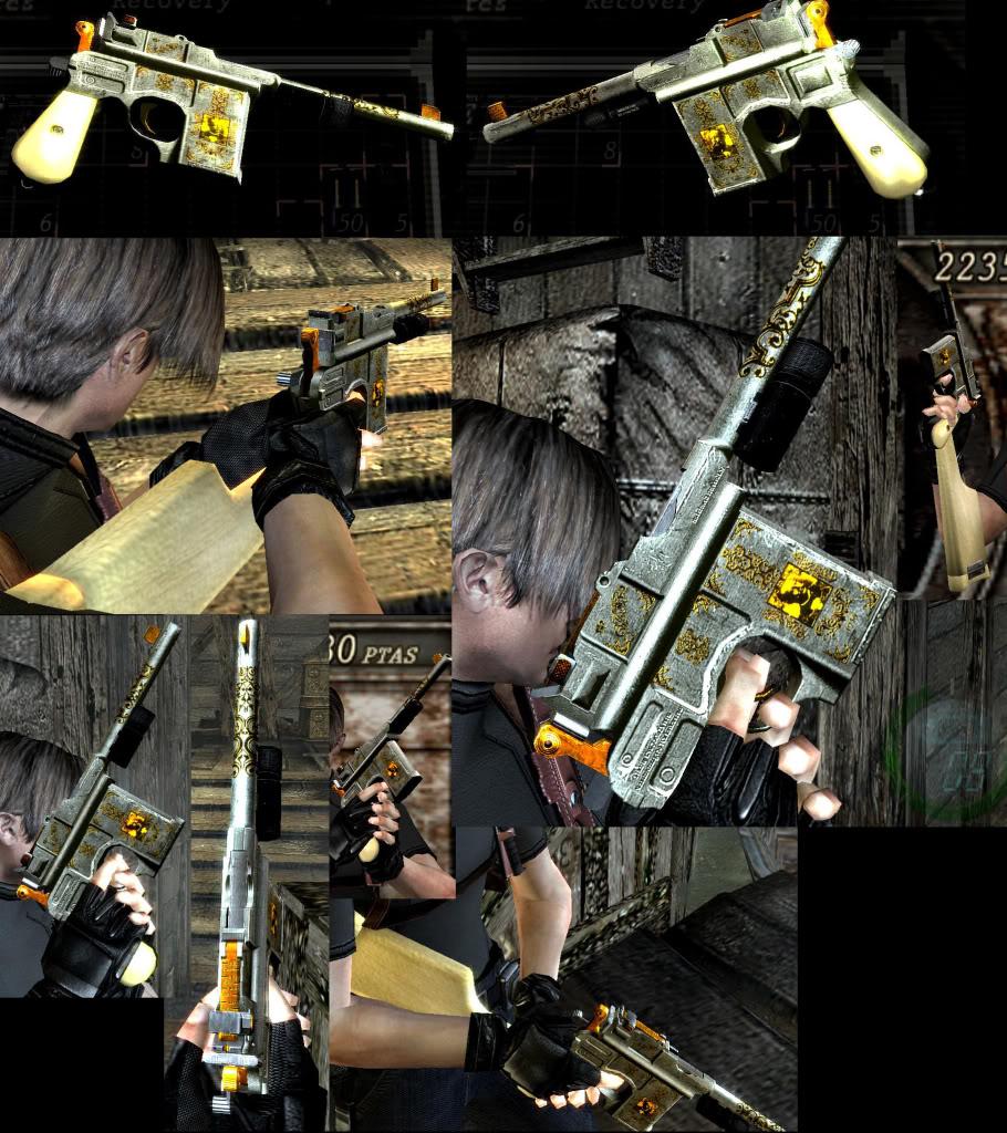 Nuevas Armas RE4 [Imagenes HD] C96_modanniversary