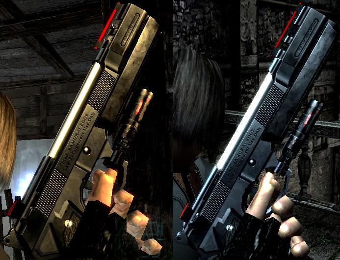 Resident Evil 4 / Biohazard 4 mods