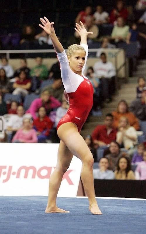 Alicia Sacramone - Women's Gymnastics 4-1