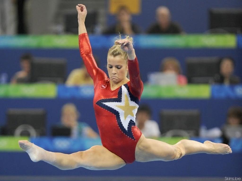 Alicia Sacramone - Women's Gymnastics 6-1