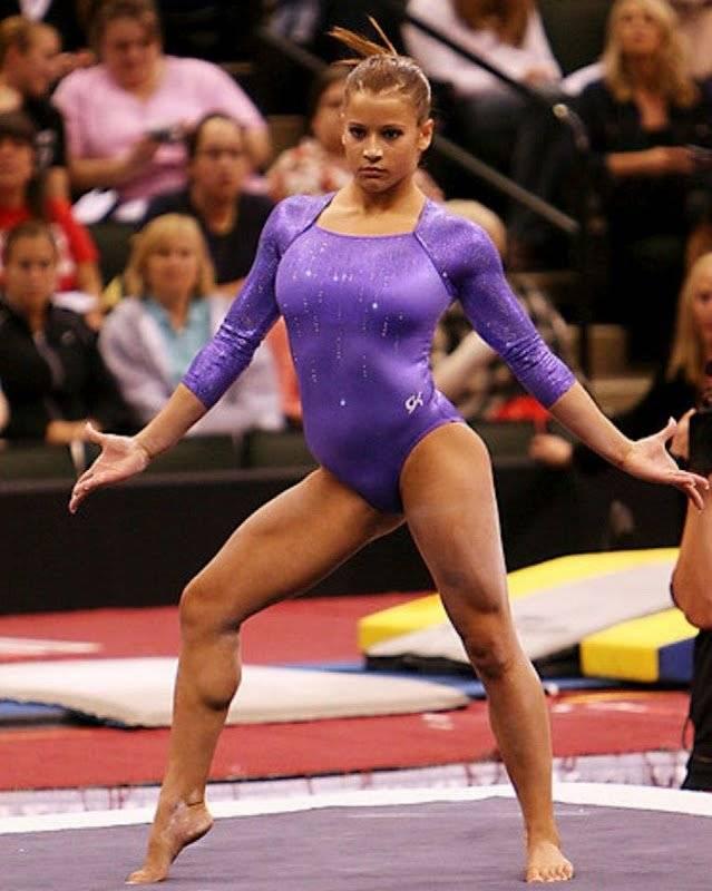 Alicia Sacramone - Women's Gymnastics 8-1