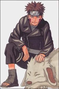Cual es vuestro personaje preferido? - Página 3 Vol34Kiba