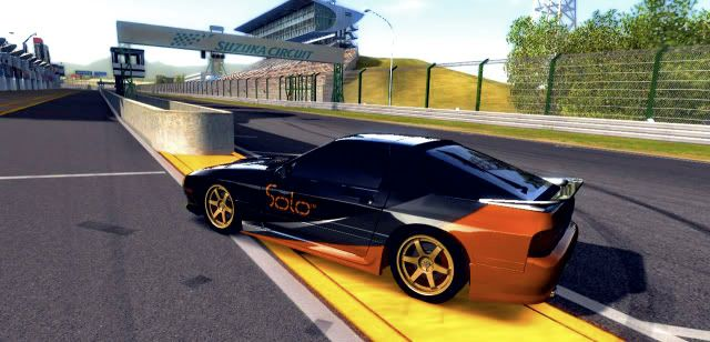 Spot Performance Daytona 300 Car MazdaRX7