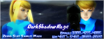 -RULES!- Read before posting please! ShadowBrawlSigNewSamus