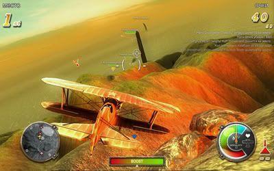 لعبة الغضب المجنح الرائعة DogFighter: Winged Fury  DogFighterWingedFury4