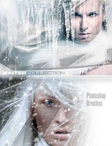 مجموعة مميزة من الفرش Rons Winter Collection Winter1