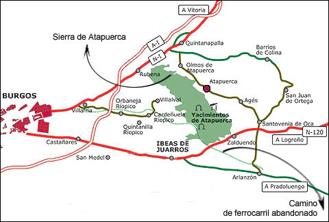 YACIMIENTO DE ATAPUERCA Campo_1
