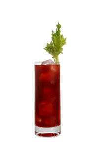 Cócteles con alcohol Bloody-mary