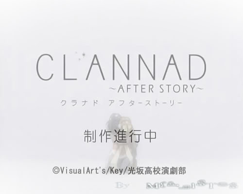 Clannad~ 1 temp and 2 temp Clannad_After_Story