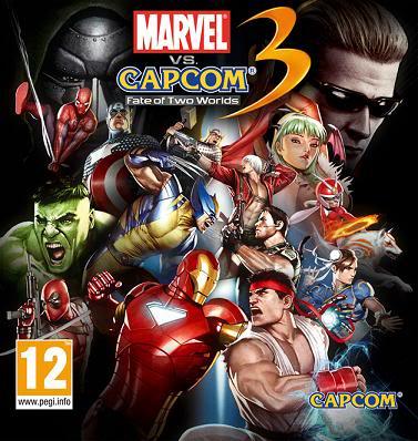 Ost Marvel Vs Capcom 3 Mvc3cover