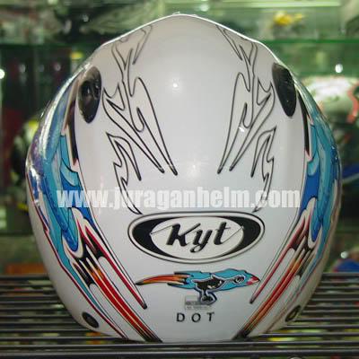 Wts Helm Full Face Anak Kids Helmet