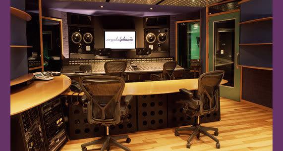 Mažytė įrašų studija Mainopenertop