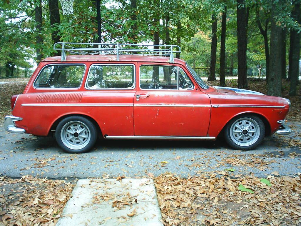 1966 Euro Squareback S3010546