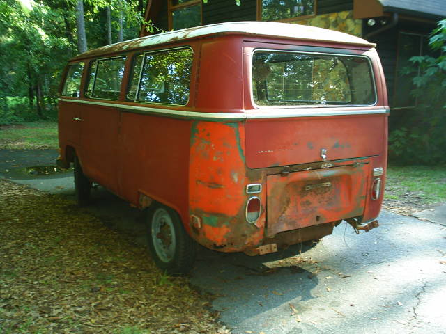 "1970 Bay Window ""Leon"" S3010098"
