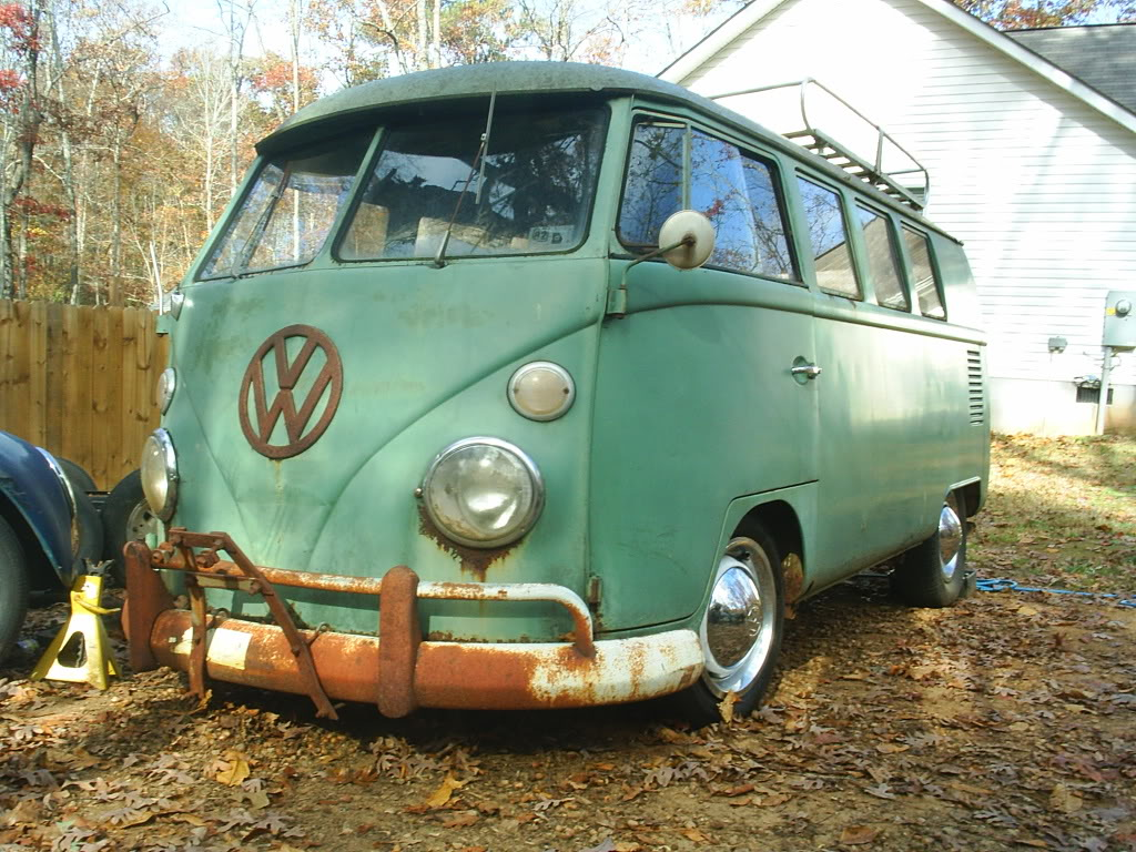 66 Kombi (Lots of Pics) - Page 2 18Itstimetoroll