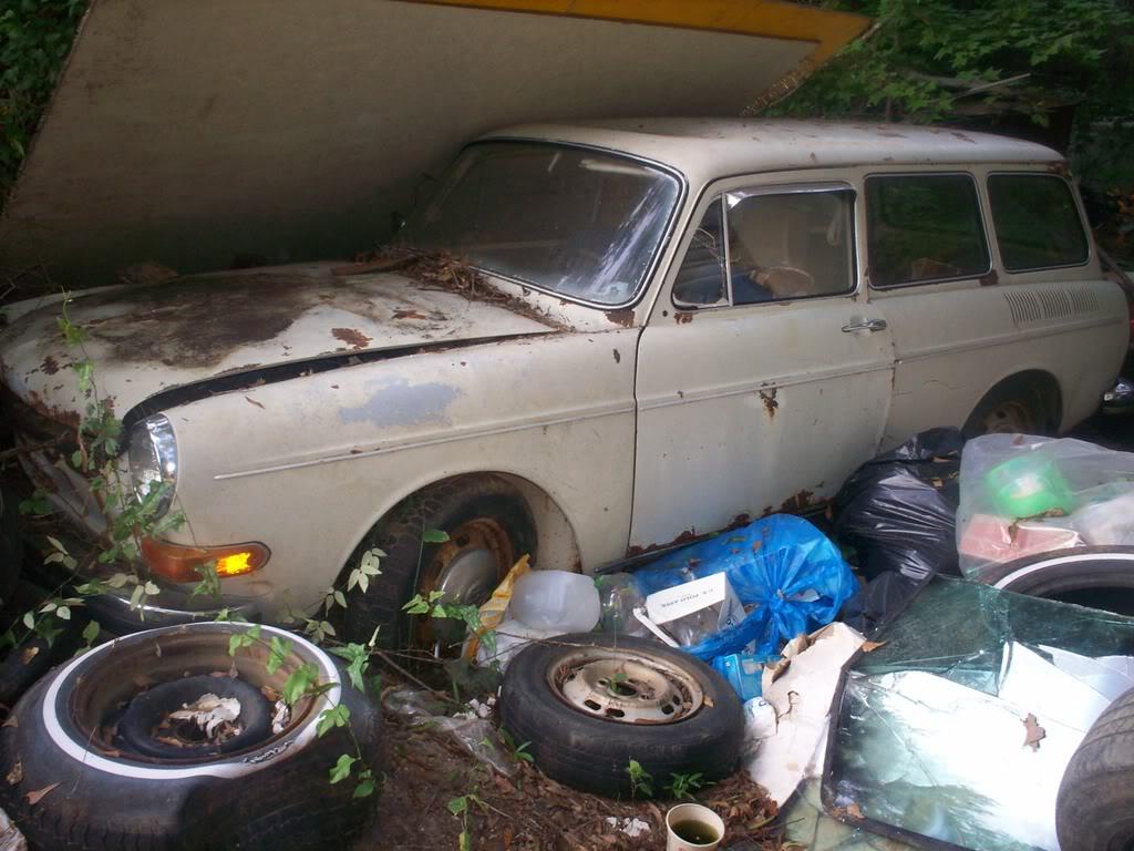 1972 Squareback 3003