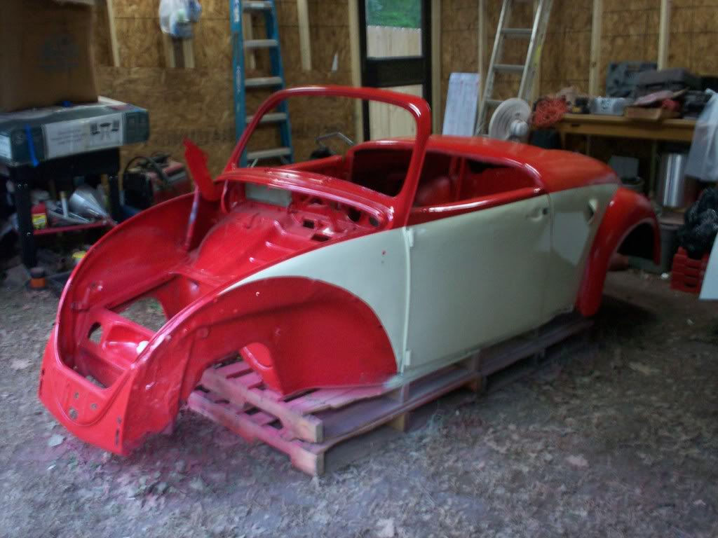 1966/1963 Rumble Seat 32TwoToned