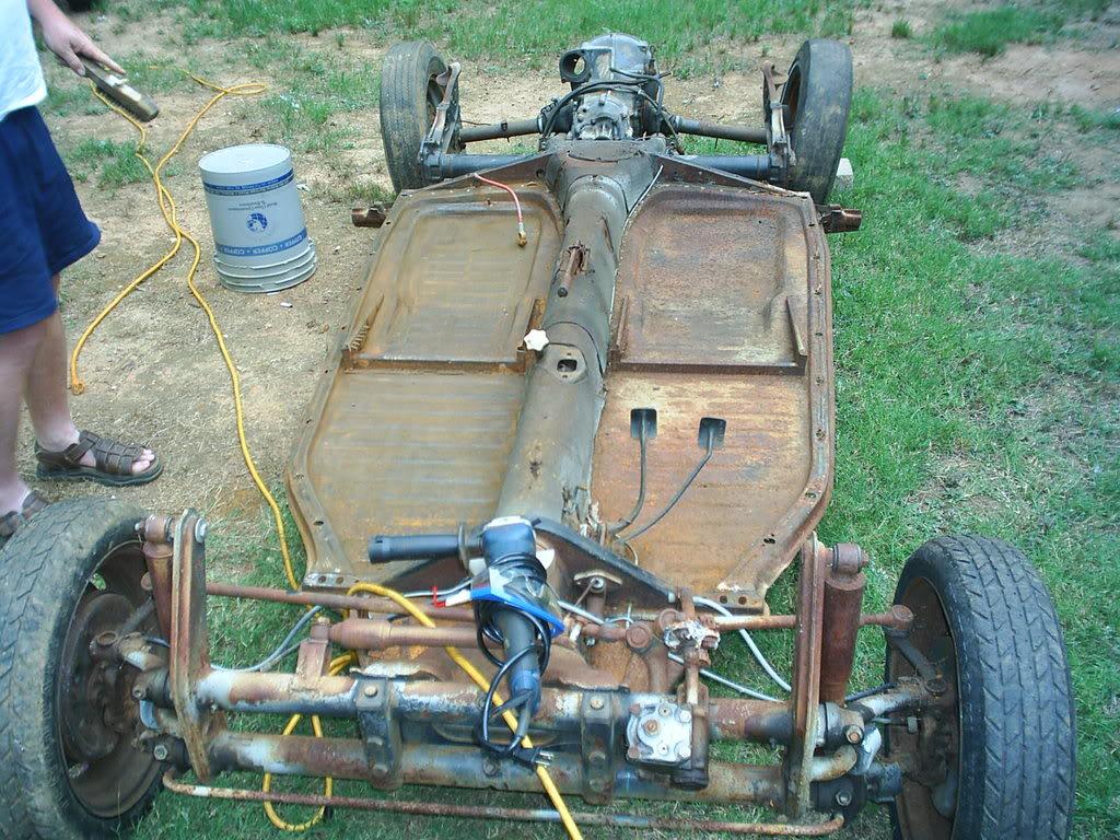 1966/1963 Rumble Seat 9PanResto