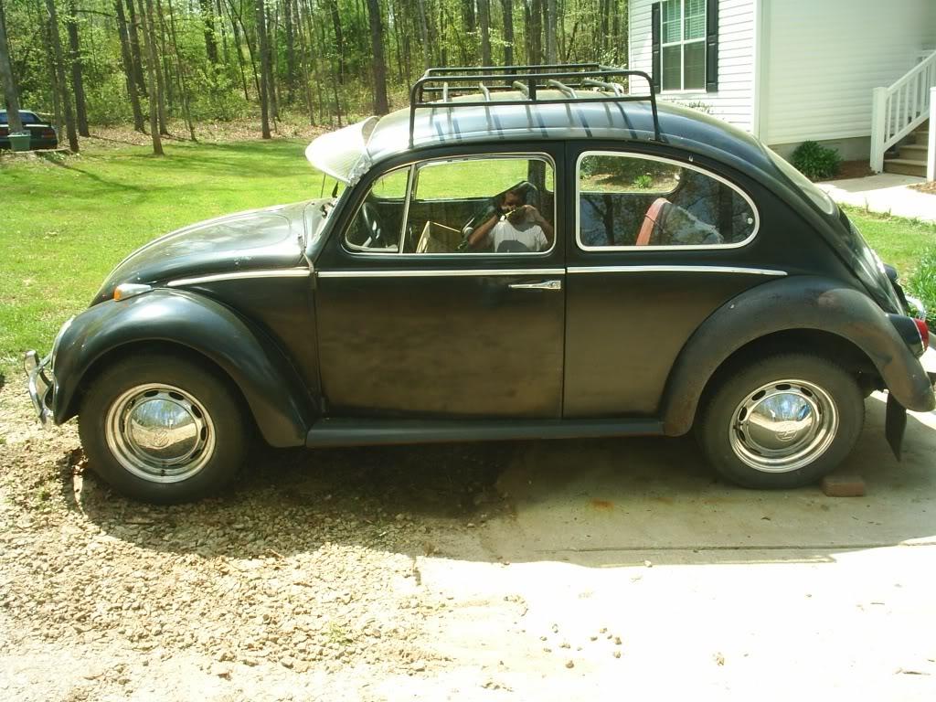 My 1966 VW! S3010135