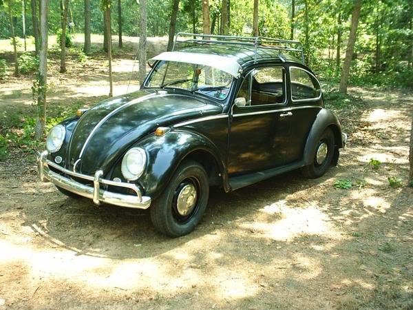 My 1966 VW! Ashleysbug5