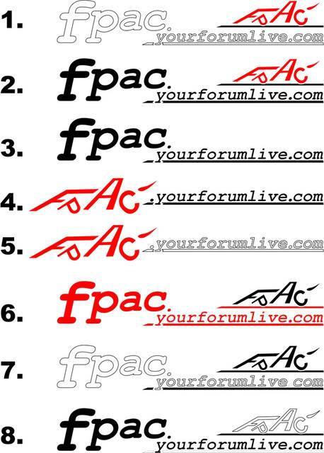 FPAC Car Stickers FPAClogovote-1