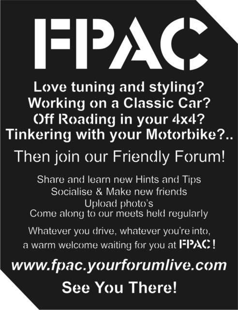 fpac advertising Banner