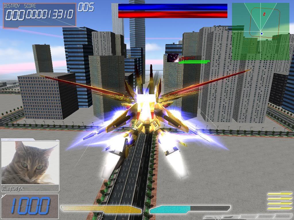Ultimate Knight WindomXP - Gundam Đại Chiến Shot007