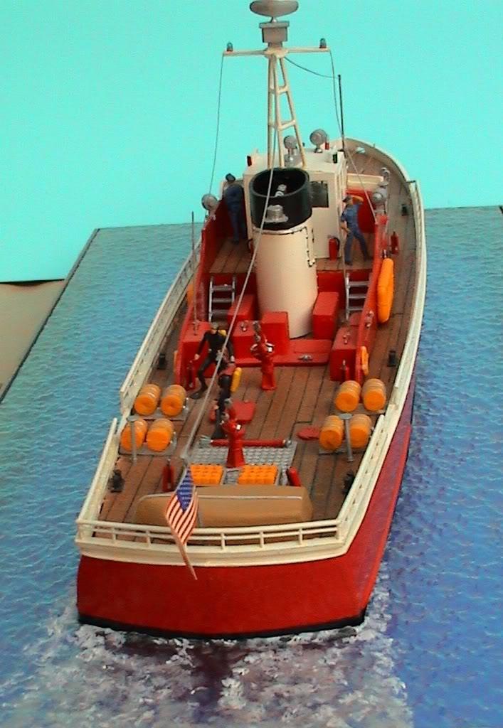 US Coast Guard 1:76 (Lindberg) Heck03