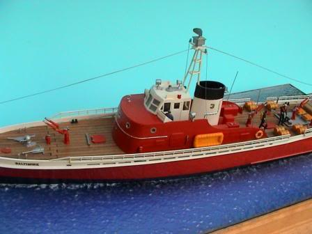 US Coast Guard 1:76 (Lindberg) Midship01