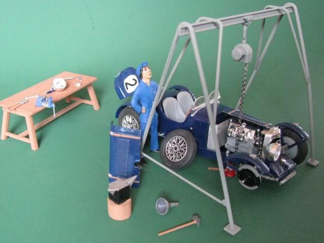 Bugatti (Bj:  ?) Maßstab 1:43 Bugatti02